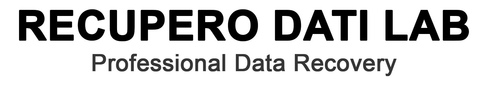 Recupero Dati Lab